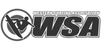 Western Surfing Association logo