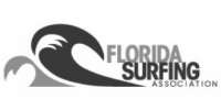 Florida Surfing Association logo
