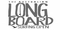 The Australian Longboard Surfing Open logo