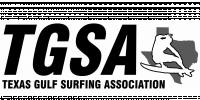 Texas Gulf Surfing Association logo