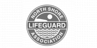 North Shore Lifeguard Association Pipeline Bodysurf Contest logo