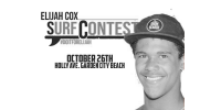 Elijah Cox Memorial Surf Contest logo