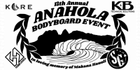 Anahola Bodyboard Event logo